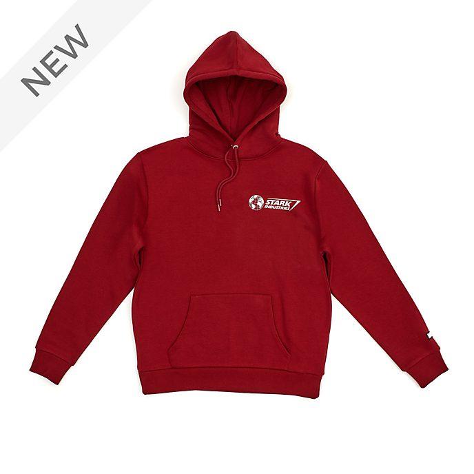Disney Store Stark Industries Hooded Sweatshirt For Adults