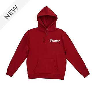 Disney Store Stark Industries Hooded Sweatshirt For Adults