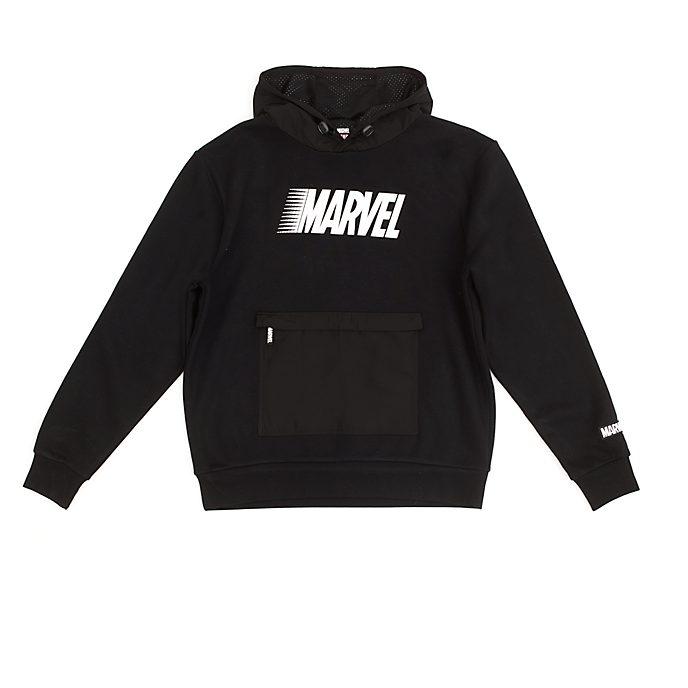 Sudadera con capucha negra Marvel para adultos, Disney Store