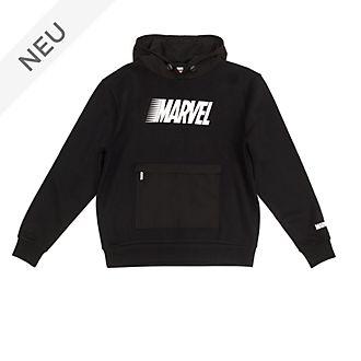Disney Store - Marvel - schwarzes Kapuzensweatshirt für Erwachsene
