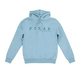 Disney Store Pixar Animation Studios Hooded Sweatshirt For Adults