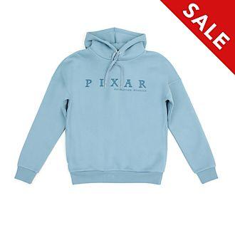 Disney Store Pixar Animation Studios Hooded Sweatshirt For Adults