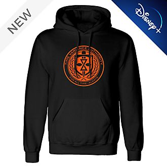 Disney Store Loki Time Variance Authority Hooded Sweatshirt For Adults