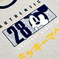 Maglietta adulti Mickey Mouse: The True Original Topolino Disney Store