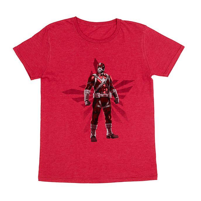 Disney Store - Red Guardian - T-Shirt für Erwachsene - Black Widow