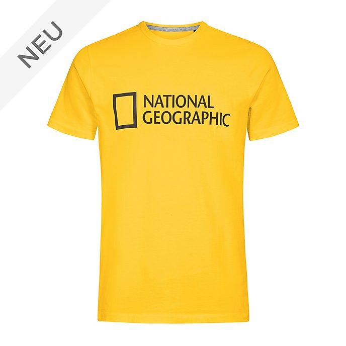Disney Store National Geographic - Gelbes T-Shirt für Erwachsene