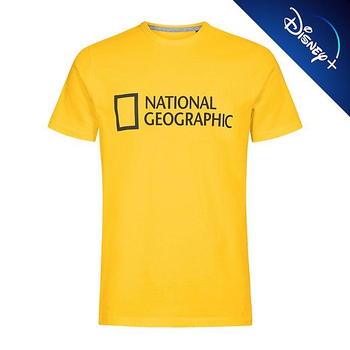 Camiseta amarilla National Geographic para adultos, Disney Store