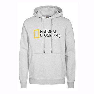 Disney Store Sweat-shirt National Geographic à capuche gris pour adultes