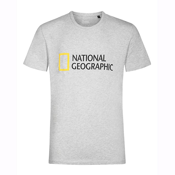 Disney Store National Geographic White T-Shirt For Adults