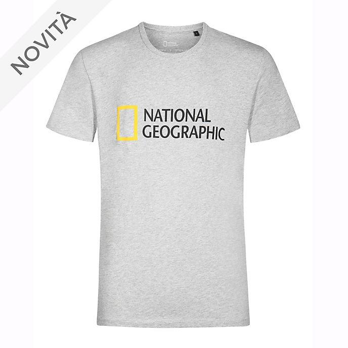 Maglietta adulti National Geographic bianca Disney Store
