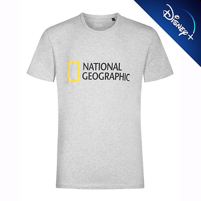 Disney Store National Geographic - Weißes T-Shirt für Erwachsene