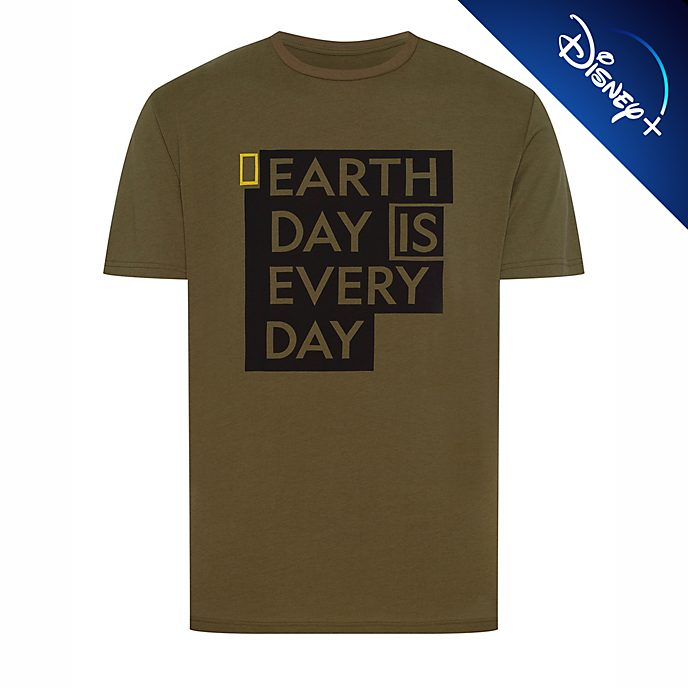 Camiseta National Geographic para adultos, Disney Store