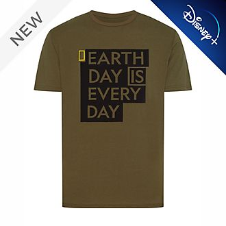 Disney Store National Geographic T-Shirt For Adults