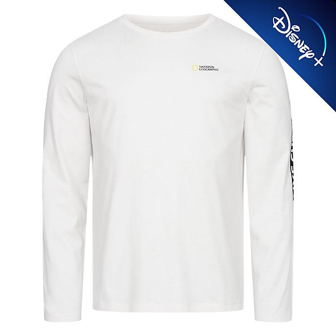 Maglietta a maniche lunghe adulti National Geographic Disney Store