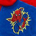 Albornoz infantil Spider-Man, Disney Store