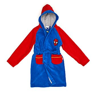 Disney Store Spider-Man Bath Robe For Kids