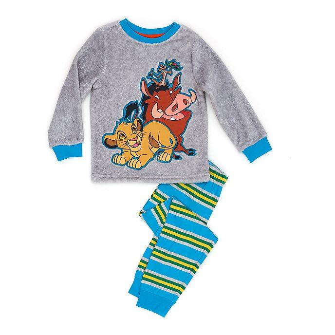 Disney Store - Der König der Löwen - Weicher Pyjama für Kinder