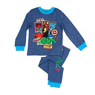 Disney Store Marvel Comics Pyjamas For Kids