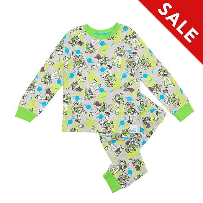 Disney Store Buzz Lightyear Pyjamas For Kids