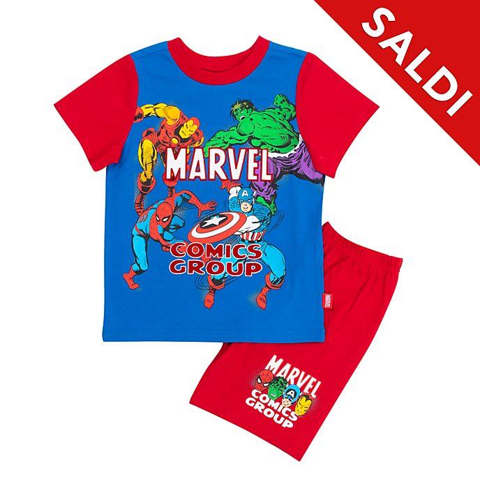 Pigiama bimbi Marvel Comics Disney Store