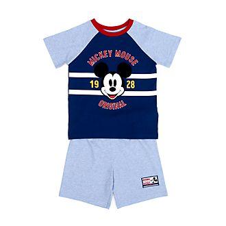 Pijama infantil Mickey Mouse, Disney Store