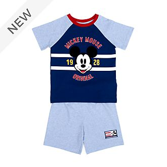 Disney Store Mickey Mouse Pyjamas For Kids