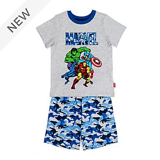 Disney Store Marvel Comics Pyjamas For Kids