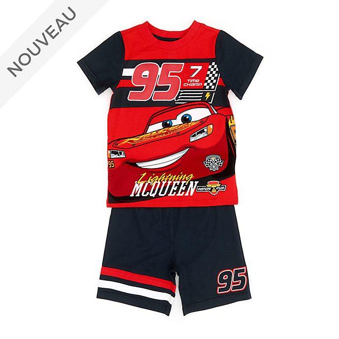 Disney Store Pyjama Flash McQueen pour enfants