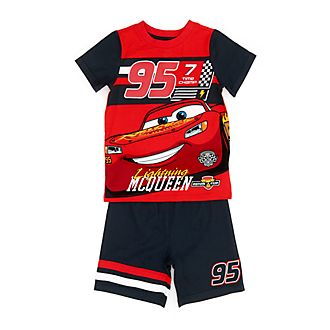 Disney Store Lightning McQueen Pyjamas For Kids