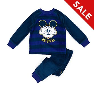 Disney Store Mickey Mouse Fluffy Pyjamas For Kids