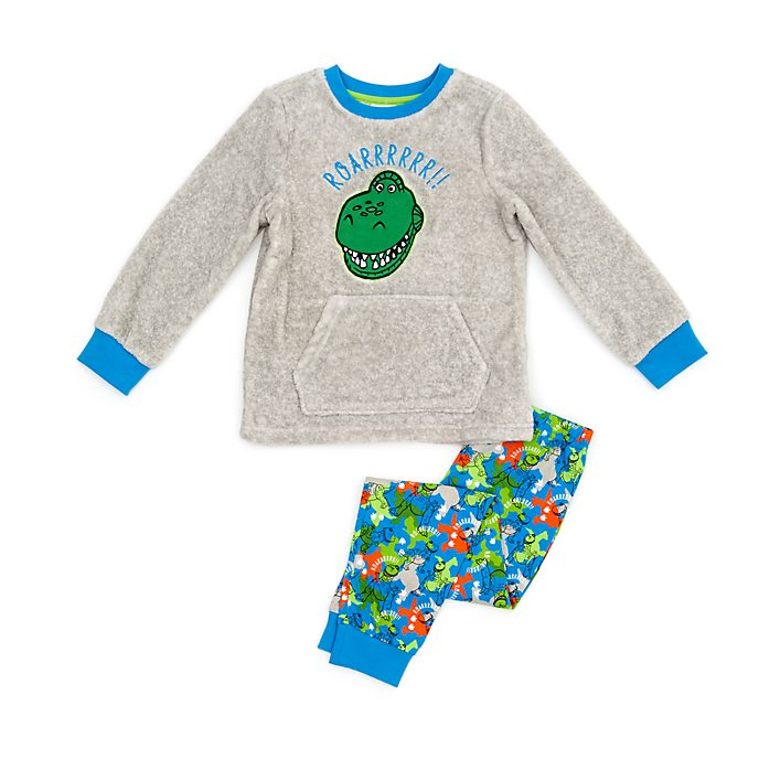 Pijama infantil mullido Rex, Toy Story, Disney Store