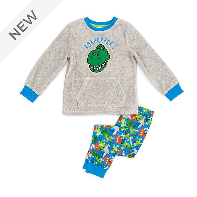 Disney Store Rex Fluffy Pyjamas For Kids, Toy Story