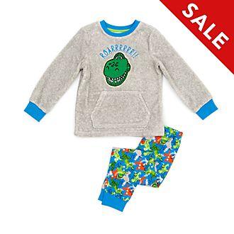 Disney Store - Toy Story - Rex - Flauschiger Pyjama für Kinder
