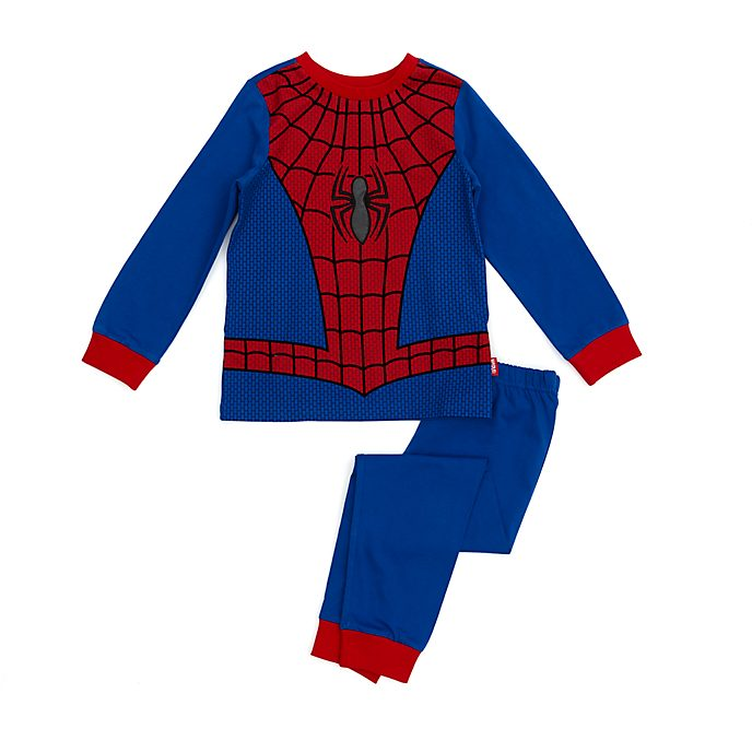 Disney Store Spider-Man Organic Cotton Pyjamas For Kids