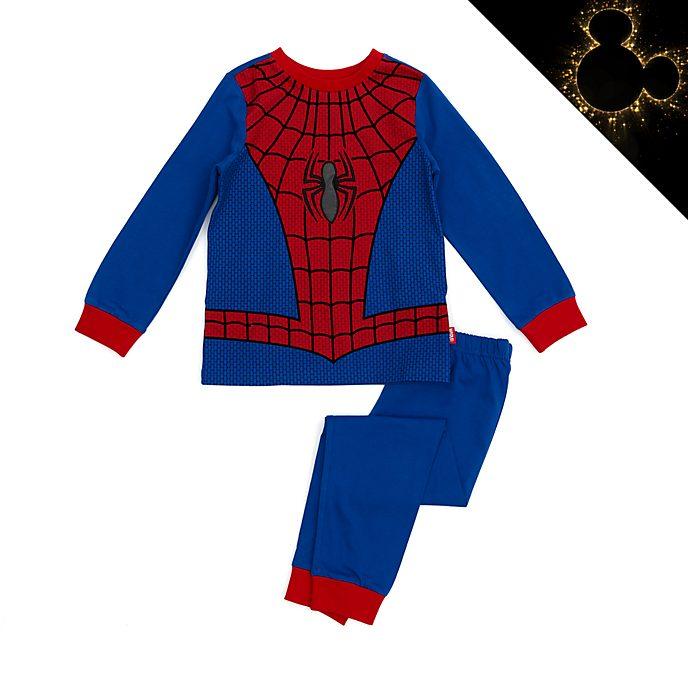 Disney Store Spider-Man Organic Cotton Pyjamas For Kids