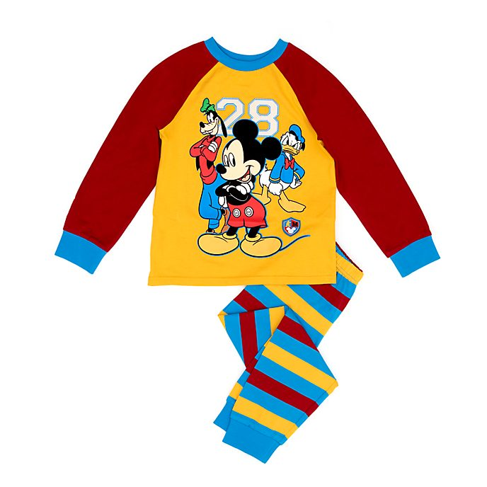 Disney Store Mickey and Friends Organic Cotton Pyjamas For Kids