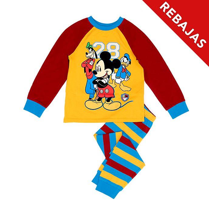 Pijama infantil algodón ecológico Mickey y sus amigos, Disney Store