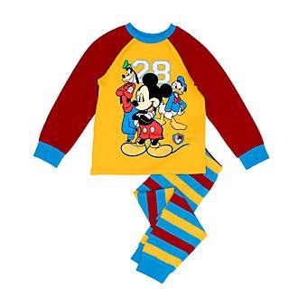 Pigiama bimbi in cotone bio Topolino e i suoi amici Disney Store