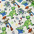 Disney Store - Toy Story 4 - Pyjama für Kinder aus Bio-Baumwolle