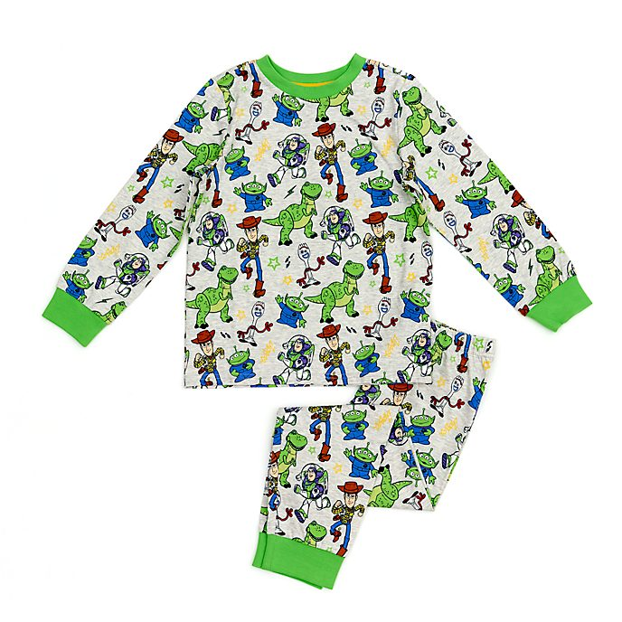 Disney Store Toy Story 4 Organic Cotton Pyjamas For Kids