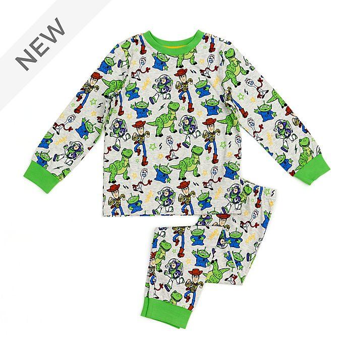Disney Store Toy Story 4 Organic Cotton Pyjamas For Kids