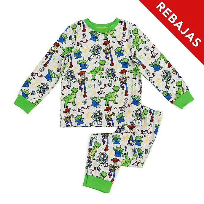 Pijama infantil de algodón ecológico Toy Story 4, Disney Store