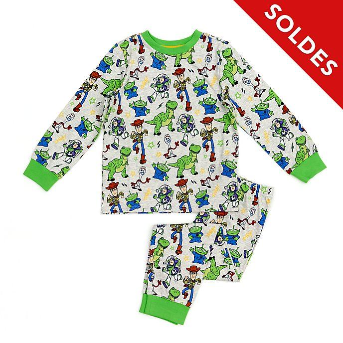 Disney Store Pyjama Toy Story4 en coton biologique pour enfants
