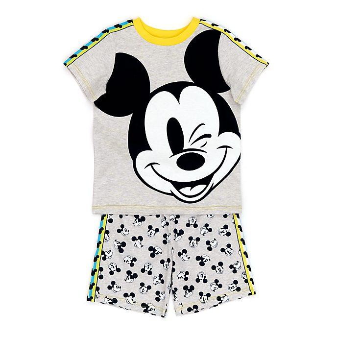 Pigiama bimbi in cotone bio Topolino Disney Store