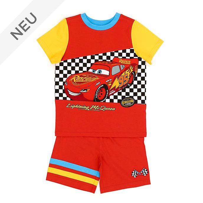 Disney Store - Lightning McQueen - Pyjama für Kinder aus Bio-Baumwolle