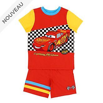 Disney Store Pyjama Flash McQueen en coton biologique pour enfants
