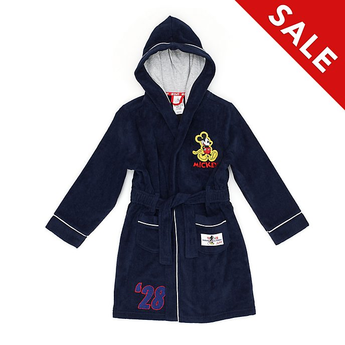 Disney Store - Micky Maus - Bademantel für Kinder