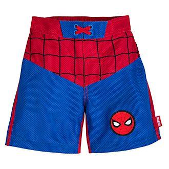 Disney Store Spider-Man Swimming Trunks For Kids