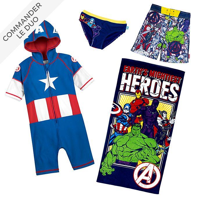 Disney Store Collection Été Avengers pour enfants