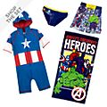 Disney Store Avengers Summer Collection For Kids